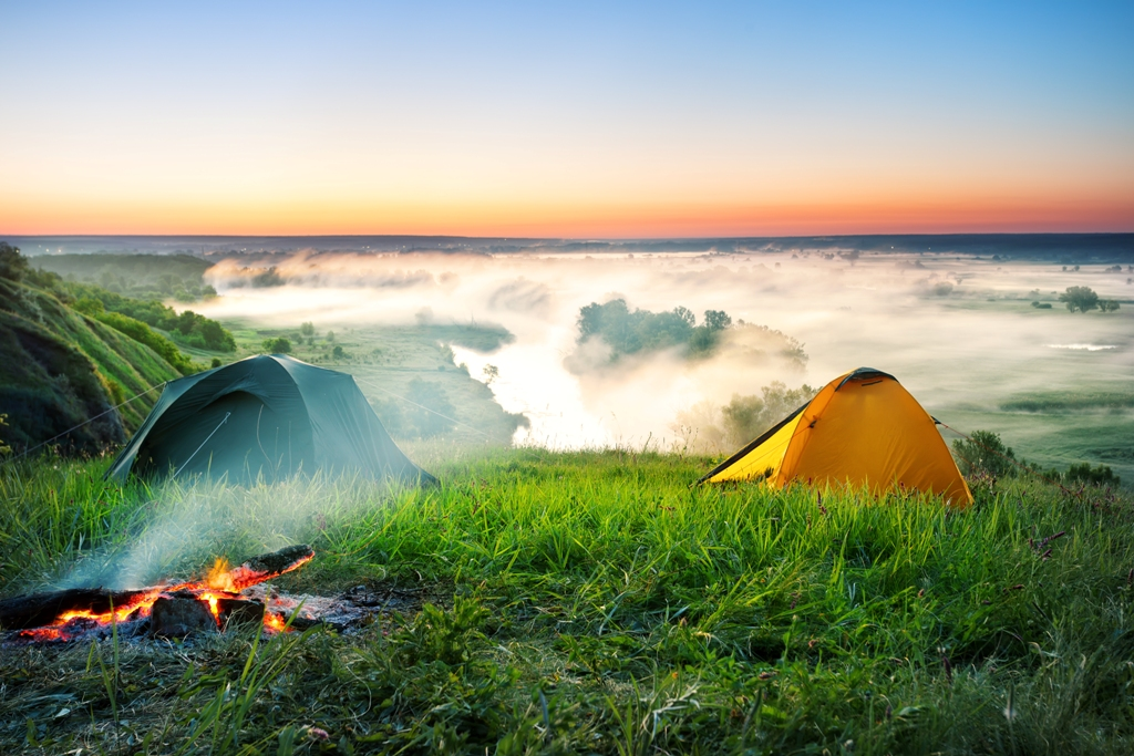 Best Camping Destinations Ranked